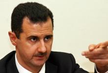 صورة الأسد: لا يحق للغرب أن يختار بيني وبين داعش