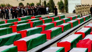 صورة الاحتلال الاسرائيلى يقرر تسليم جثامين أربعة شهداءفلسطينين