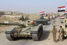 """صورة القوات العراقية تحاصر """"داعش"""" من جميع الجهات تمهيدا للمواجهة الأخيرة"""