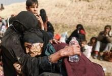 صورة الهجرة : نزوح نحو 100 ألف شخص من الساحل الايمن