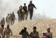 صورة تأمين الحدود العراقية – السورية