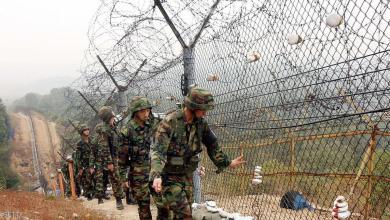 صورة كوريا الجنوبية تقر: الصراع المسلح ممكن جدا مع بيونغيانع