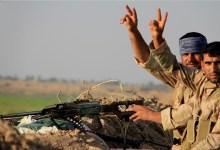 صورة الحشد الشعبي يسيطر على خمس قرى غرب الموصل