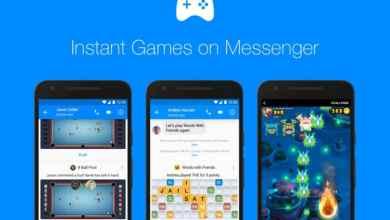 صورة فيس بوك تطرح الألعاب الفورية لجميع مستخدمي ماسنجر