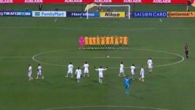 صورة المنتخب السعودي يرفض الوقوف دقيقة حداد على ضحايا لندن