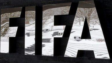 صورة الفيفا تحرم 11 لاعب عراقي من مباراة الاساطير في البصرة