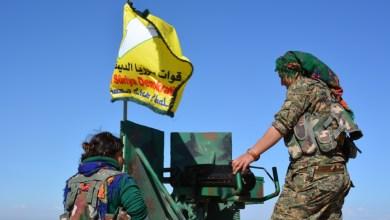 صورة قوات سوريا الديمقراطية تحرر بلدة الدشيشة جنوب شرقي الحسكة