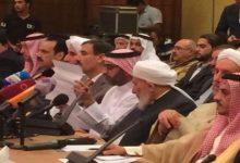 صورة اتحاد القوى العراقية يكشف عن حضور 600 شخصية لمؤتمر بغداد مستبعد حضور اي مطلوب للقضاء