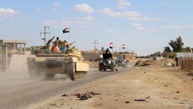صورة القوات العراقية تستعيد عددا من قرى تلعفر ومصفاة نفطية