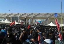 """صورة المنافذ  العراقية ترد على وكالة أنباء إيرانية..""""حدودنا مغلقة بالكامل"""""""