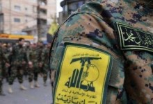"""صورة حزب الله يقلق من منع التحالف وصول مسلحي """"داعش"""" وعائلاتهم إلى دير الزور"""
