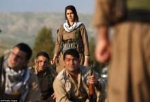 صورة كردستان تتهم القوات العراقية بشن هجوم ضد مواقع البيشمركة قرب الحدود التركية
