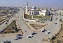 صورة عودة الستلايت فوق اسطح منازل الرمادي والقوات تستعد لتحرير مدينة راوة