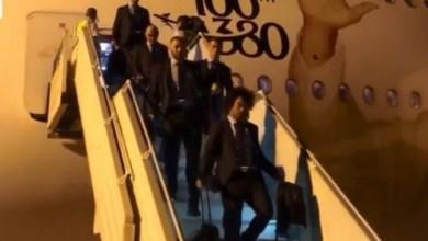 صورة ريال مدريد يصل أبو ظبي للمشاركة في كأس العالم للأندية 2017