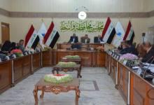 صورة مجلس واسط يتكفل بعلاج 20 جريح من الحشد الشعبي والقوات الامنية داخل وخارج العراق
