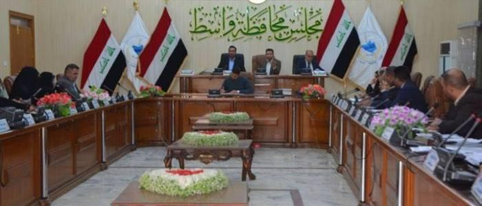 مجلس واسط يتكفل بعلاج 20 جريح من الحشد الشعبي والقوات الامنية داخل وخارج العراق
