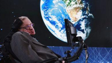 صورة العالم الفيزيائي ستيفن هوكينغ يحذر من مستقبل سيئاً ينتظر الأرض