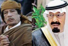 صورة دبلوماسي ليبي يكشف مضمون اخر رسالة جهها القذافي إلى السعودية