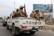صورة الانفصاليون يطوقون القصر الرئاسي في جنوب اليمن
