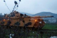 صورة الجيش التركي يعلن تطويق مدينة عفرين السورية