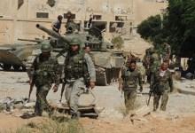 صورة الجيش السوري يستعيد 4 قرى شرق الفرات واتفاق لخروج المسلحين من جنوب دمشق