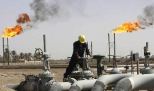 النفط  يواصل الانتعاش والبرميل يرتفع الى اكثر من 34 دولار