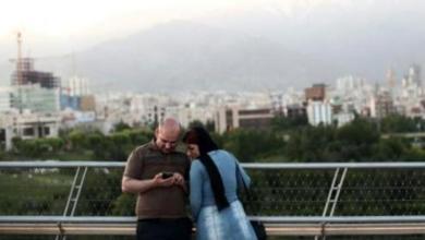 صورة إيران :حظر شبكات التواصل الاجتماعي الاجنبية في مدارس