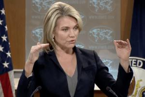 ناورت : واشنطن لاندعم مرشحاً  في الانتخابات العراقية