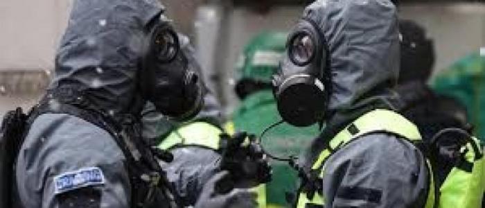 حظر الأسلحة الكيميائية زارت أحد مواقع الهجوم في دوما
