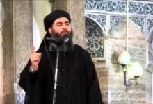 صورة مقرب من زعيم تنظيم داعش , البغدادي حي التقيته أواخر العام الماضي