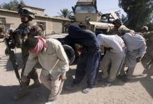 صورة وزارة الدفاع العراقية تلقي القبض على 22 مطلوباً