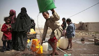 صورة 8.4مليون يمني يواجهون خطر المجاعة ..و مطالبة أممية للسعودية بالسماح بدخول المساعدات