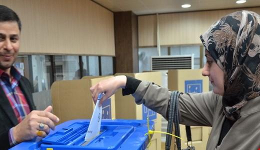 عضو مجلس المفوضية يقدم باعتراضات على نتائج الانتخابات