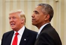 صورة أوباما يعلق على قرار ترامب بشأن الاتفاق النووي