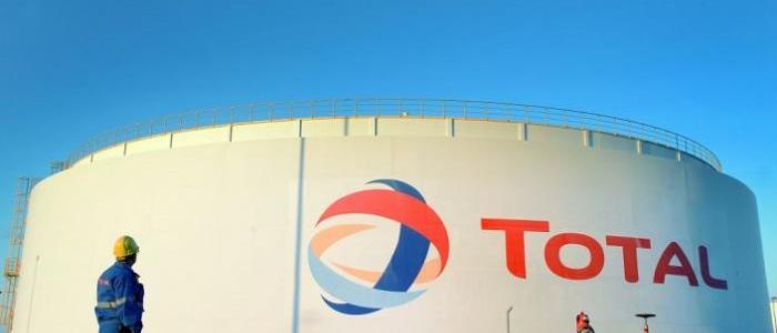 """""""توتال"""" تستعد الانسحاب من مشروع في إيران بسبب العقوبات الأمريكية"""