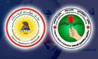 الديمقراطي الكوردستاني والاتحاد الوطني يؤكدان على موقف موحد في بغداد