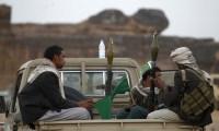 تعزيزات عسكرية وتدمير منصات صواريخ في صعدة