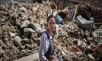 أنجيلينا جولي تؤكد: « أوضاع النازحين  في المخيمات تزداد سوءاً »