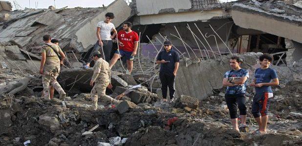 أوامر باعتقال 20 مشتبها بتفجير مدينة الصدر