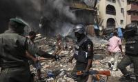 مقتل 31 في انفجار شمال شرق نيجيريا