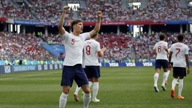 صورة أهداف مباراة إنجلترا وباناما 6-1 كأس العالم 2018