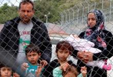 صورة مصرع ستة لاجئين عراقيين بينهم اطفال بحادث سير شمالي اليونان