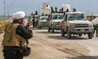 قصف دولي على قطعات تابعة للحشد الشعبي على الحدود السورية العراقية والبنتاغون يعلق
