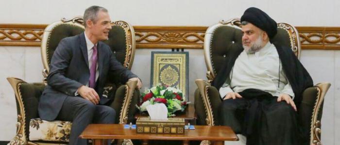 مقتدى الصدر يطلب امرا من فرنسا ويؤكد الوضع العراق بحاجة لحكومة وطنية