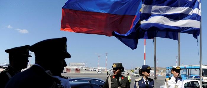 اليونان تستعد لطرد ديبلوماسيين روس.. وموسكو تتوعد