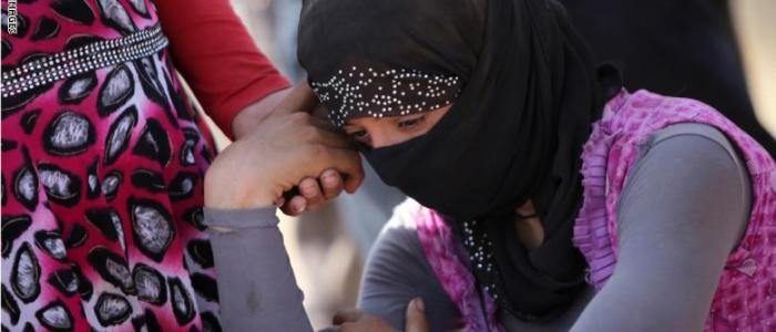 """إيزيدي يغامر بتحرير زوجته من """"الاستعباد الجنسي"""" بطريقة سينمائية"""