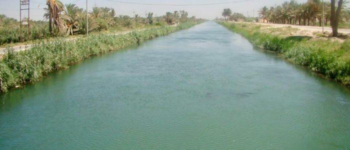الري تنفذ مشاريع صيانة وتطهير لعدد من الانهر
