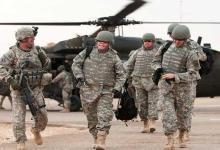 صورة التحالف الدولي : القوات الأمريكية ستبقى في العراق طالما اقتضت الضرورة