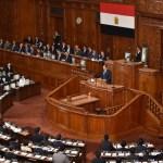 البرلمان المصري يناشد العراقيين تحكيم صوت العقل ،واعلاء مصالح وطنهم العليا