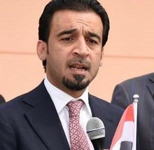 محمد الحلبوسي يفوز برئاسة البرلمان على حساب خالد العبيدي